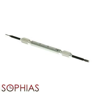 明工舎製作所 腕時計ベルト交換用工具 バネ棒はずし