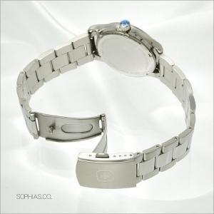 スイスミリタリー ペア腕時計 ML301&ML309 エレガント プレミアム ブルー ペアウォッチ (長期保証5年付)|sophias|02