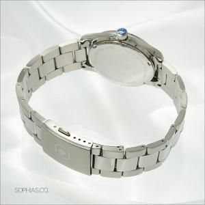 スイスミリタリー ペア腕時計 ML301&ML309 エレガント プレミアム ブルー ペアウォッチ (長期保証5年付)|sophias|04