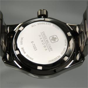 スイスミリタリー ペア腕時計 ML301&ML309 エレガント プレミアム ブルー ペアウォッチ (長期保証5年付)|sophias|06