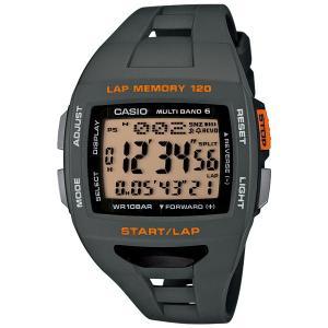 カシオ フィズ STW-1000-8JF SPORTS ランナー用 マルチバンド6 ソーラー電波時計腕時計 (長期保証3年付)|sophias