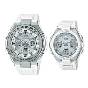 ペアウオッチ カシオ イルカ・クジラモデル GW-6901K-7JR&BGR-3007K-7JR 電波ソーラー 腕時計 (長期保証10年付)|sophias