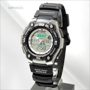 【国内正規品】カシオ CASIO スポーツギア メンズ腕時計  ■商品番号: AQW-101J-1A...