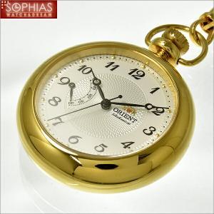 オリエント ORIENT WV0021DD ワールドステージコレクション ベーシック 手巻き 懐中時計|sophias