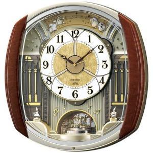 セイコークロック SEIKO 電波掛時計 RE564H ウエーブシンフォニー 送料区分(大) 記念品 名入れ承ります sophias 02