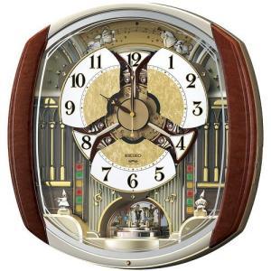 セイコークロック SEIKO 電波掛時計 RE564H ウエーブシンフォニー 送料区分(大) 記念品 名入れ承ります sophias 03