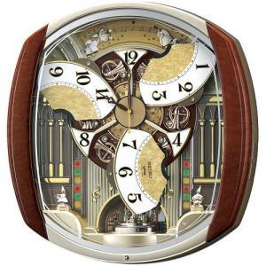 セイコークロック SEIKO 電波掛時計 RE564H ウエーブシンフォニー 送料区分(大) 記念品 名入れ承ります sophias 05