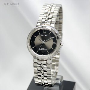 シチズン Q&Q AA92-3912B 腕時計 FREE WAY ブラック クォーツ メンズ腕時計|sophias