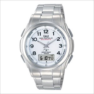 シチズン Q&Q MCS1-301 腕時計 SOLARMATE ソーラーメイト アナログ/デジタル ソーラー電波|sophias
