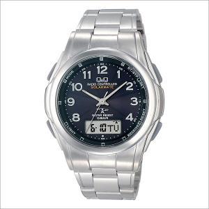 シチズン Q&Q MCS1-302 腕時計 SOLARMATE ソーラーメイト アナログ/デジタル ソーラー電波|sophias