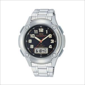 シチズン Q&Q MCS6-205 腕時計 SOLARMATE ソーラーメイト アナログ/デジタル ソーラー電波|sophias