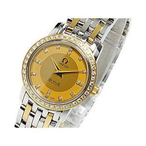 オメガ OMEGA デ・ビル DE VILLE クォーツ レディース 腕時計 41325226058001|sophias