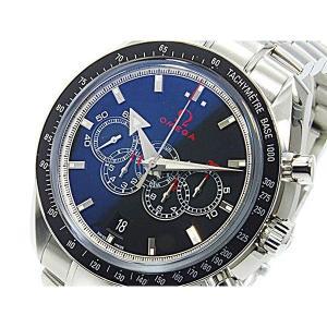 オメガ OMEGA オリンピックコレクション 自動巻き 腕時計 321.30.44.52.01.001|sophias