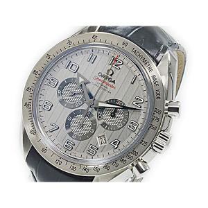 オメガ OMEGA スピードマスター ブロードアロー コーアクシャル 自動巻 メンズ 腕時計 32113445002001|sophias