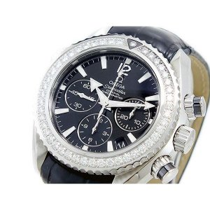 オメガ OMEGA シーマスター 自動巻 レディース クロノ 腕時計 22218385001001|sophias