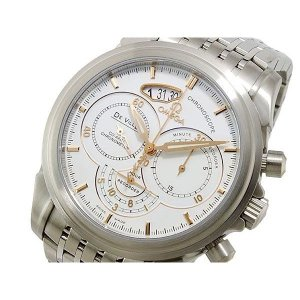オメガ OMEGA デビル ラトラパンテ 自動巻 メンズ 腕時計 42210415004001|sophias