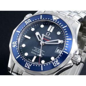 オメガ OMEGA シーマスター 300M 自動巻き 腕時計 2222-80|sophias