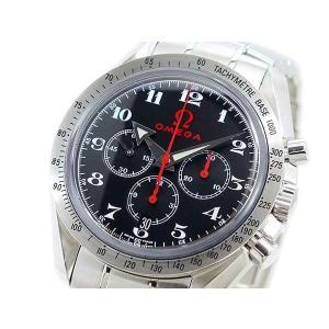 オメガ OMEGA スピードマスター 自動巻 メンズ クロノ 腕時計 355850|sophias