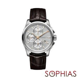 HAMILTON ハミルトン H32596551 腕時計 American Classic JAZZ MASTER AUTO CHRONO 自動巻 メンズ (長期保証3年付)|sophias