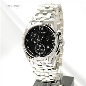 HAMILTON ハミルトン H32612135 腕時計 American Classic JAZZ MASTER AUTO CHRONO クォーツ メンズ (長期保証3年付)|sophias