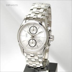 HAMILTON ハミルトン H32616153 腕時計 American Classic JAZZ MASTER AUTO CHRONO 自動巻 メンズ (長期保証3年付)|sophias