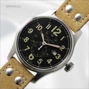 HAMILTON ハミルトン H70655733 腕時計 カーキ フィールド オフィサー 自動巻 (長期保証3年付)|sophias
