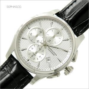 HAMILTON ハミルトン H32596751 腕時計 American Classic JAZZ MASTER AUTO CHRONO 自動巻 メンズ (長期保証3年付)|sophias