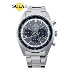 オリエント 腕時計 WV0011TX Neo70's ソーラークロノグラフ メンズ (長期保証3年付) sophias