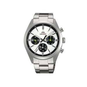 オリエント 腕時計 WV0011UZ Neo70's PANDA クオーツ メンズ (長期保証3年付) sophias