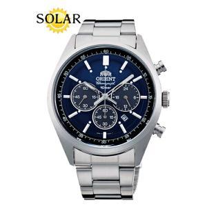 オリエント 腕時計 WV0021TX Neo70's ソーラークロノグラフ メンズ (長期保証3年付) sophias