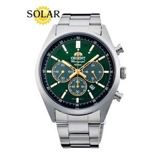 オリエント 腕時計 WV0031TX Neo70's ソーラークロノグラフ メンズ (長期保証3年付) sophias