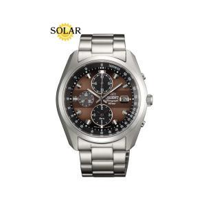 オリエント 腕時計 WV0041TY Neo70's ソーラークロノグラフ メンズ (長期保証3年付) sophias
