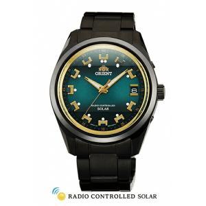 オリエント 腕時計 WV0051SE Neo70's ソーラー電波 メンズ (長期保証3年付) sophias