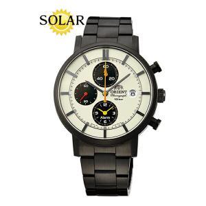 オリエント 腕時計 WV0051TY スタイリッシュ&スマート DISK ディスク ソーラー メンズ (長期保証3年付)|sophias