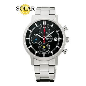 オリエント 腕時計 WV0061TY スタイリッシュ&スマート DISK ディスク ソーラー メンズ (長期保証3年付)|sophias