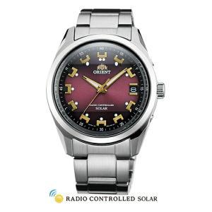 オリエント 腕時計 WV0081SE Neo70's ソーラー電波 メンズ (長期保証3年付) sophias