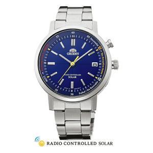 オリエント 腕時計 WV0111SE スタイリッシュ&スマート DISK ディスク ソーラー電波 メンズ (長期保証3年付)|sophias