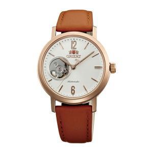 オリエント 腕時計 WV0461DB スタイリッシュ&スマート DISK s ディスク 自動巻 レディース (長期保証3年付)|sophias