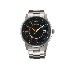 オリエント 腕時計 WV0761ER スタイリッシュ&スマート DISK ディスク 自動巻 メンズ (長期保証3年付)|sophias