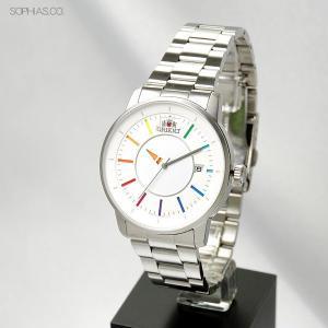 オリエント 腕時計 WV0821ER スタイリッシュ&スマート DISK ディスク 自動巻 メンズ (長期保証3年付)|sophias