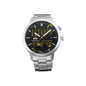 オリエント 腕時計 WV0871ER スタイリッシュ&スマート 万年カレンダー 自動巻 メンズ (長期保証3年付)|sophias