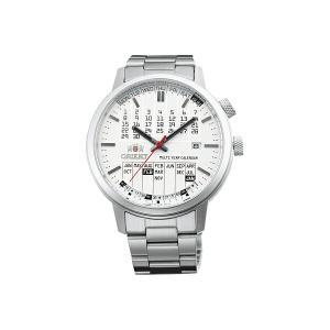 オリエント 腕時計 WV0891ER スタイリッシュ&スマート 万年カレンダー 自動巻 メンズ (長期保証3年付)|sophias