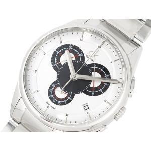 カルバン クライン ZZ2A27185 CALVIN KLEIN 腕時計 クロノグラフ|sophias