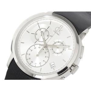 カルバン クライン ZZK1V27820 CALVIN KLEIN 腕時計 クロノグラフ|sophias