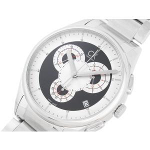 カルバン クライン ZZK2A27104 CALVIN KLEIN 腕時計 クロノグラフ|sophias