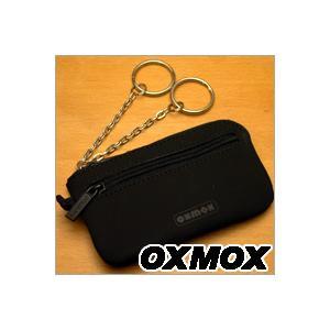 OXMOX (オックスモックス) BLACK キーケース soprano