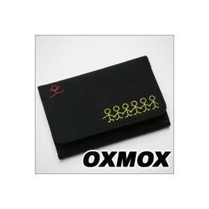 OXMOX (オックスモックス) JUMPING JACK 名刺入れ soprano