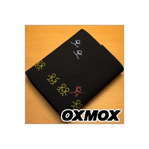 OXMOX (オックスモックス) JUMPING JACK オーバーラップ ウォレット soprano