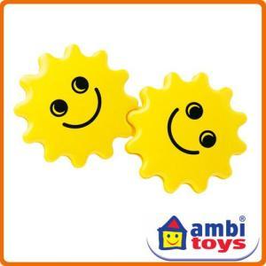 <ボーネルンド> アンビトーイ ambi toys ツインラトル soprano