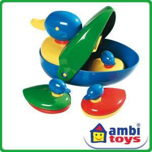 <ボーネルンド> アンビトーイ ambi toys ファミリーダック soprano
